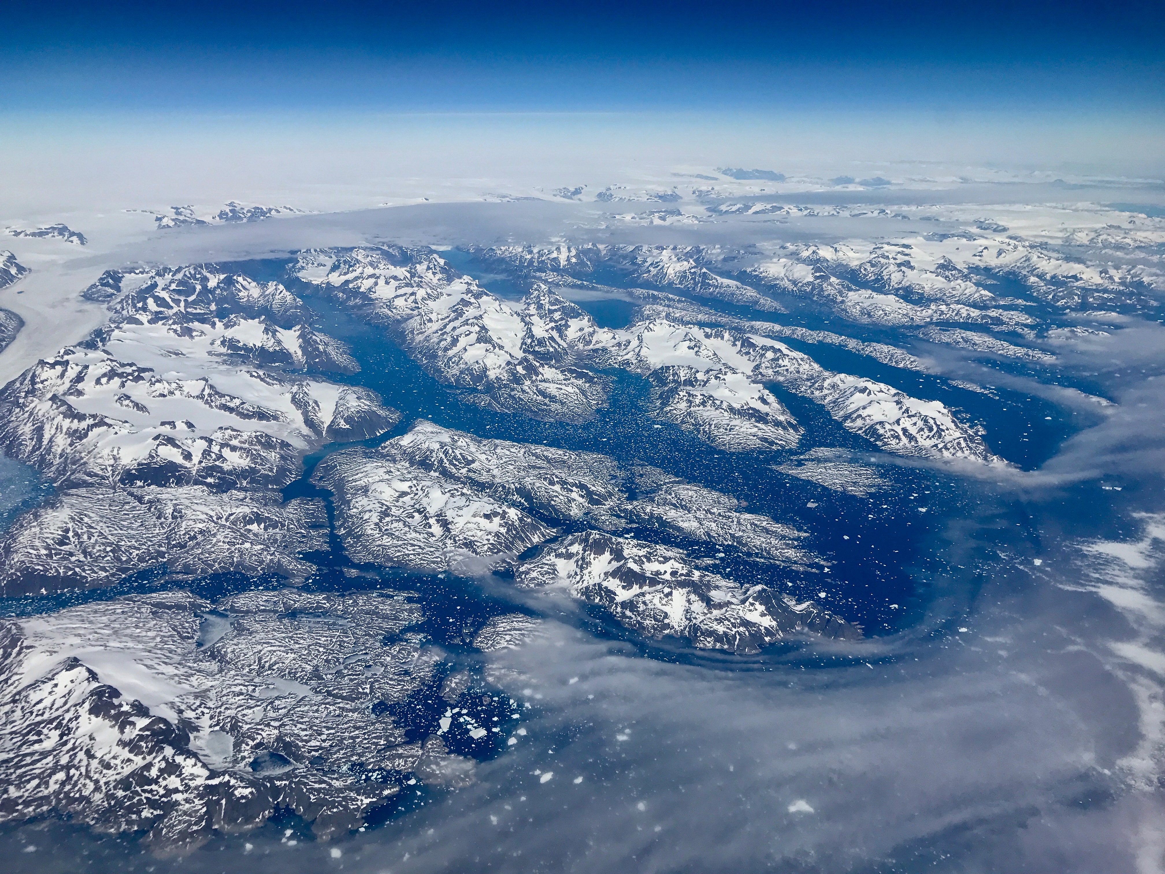 I Want To Move To Greenland Because Greenland Is Pretty